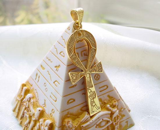"""Ankh còn được coi như là """"chìa khóa của sự sống"""""""