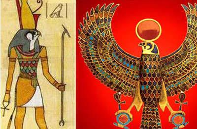 Con mắt của Horus tượng trưng cho sự bảo vệ chống lại cái ác và đem đến trí tuệ, sự uyên bác.
