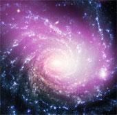 NASA chụp được ảnh hai thiên hà va chạm nhau