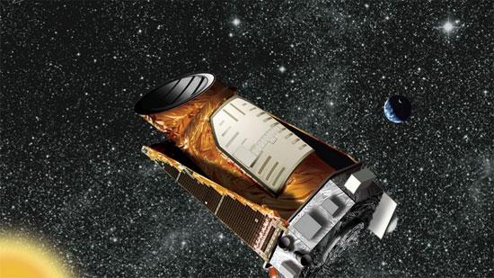 """""""Chuyên gia săn hành tinh"""" của NASA bị hỏng"""