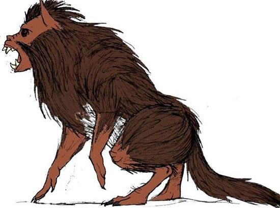 Quỷ hầu - sinh vật huyền bí gây náo loạn rừng núi