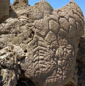 Phát hiện hình khắc bí ẩn cổ xưa nhất Bắc Mỹ