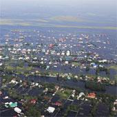 Nga: Lũ lụt khiến hàng chục nghìn người phải sơ tán