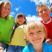 Trẻ bắt đầu có tính ganh đua từ 4 tuổi