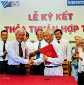 Điểm hẹn khoa học quốc tế mới tại Việt Nam