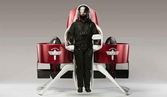 New Zealand cấp phép thử nghiệm thiết bị bay cá nhân