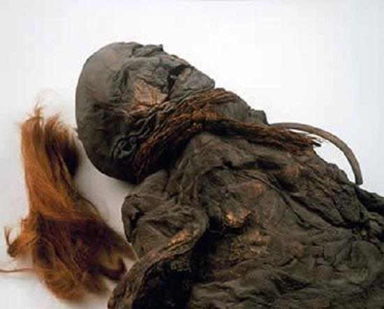 """Vẻ đẹp """"không tì vết"""" của những xác ướp đầm lầy"""