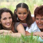 Gene của mẹ tác động đến quá trình lão hóa của con cái