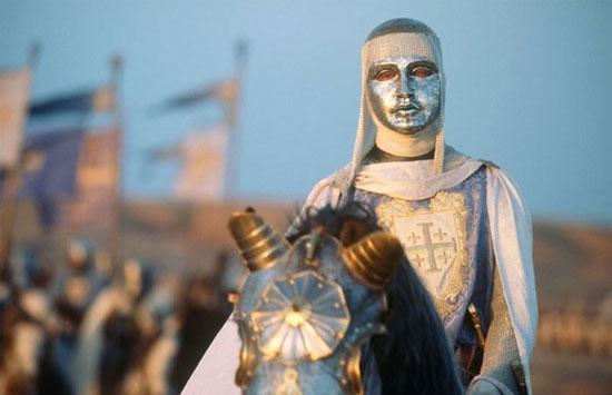 Baldwin IV - vị vua hủi vĩ đại của Jerusalem (cảnh trong bộ phim Kingdom of Heaven)