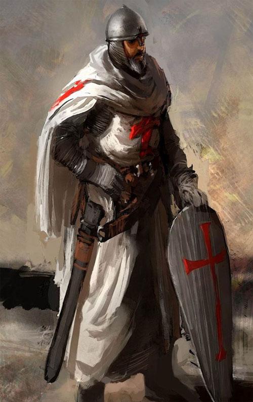 Hiệp sĩ dòng đền (Knight Templar)
