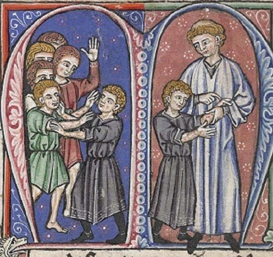 William of Tyre nhận ra rằng hoàng tử không hề biết đau