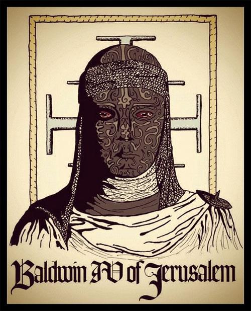 Nhiều sử gia cho rằng, nhà vua thực sự đã đeo mặt nạ bảo vệ như thế này chứ không chỉ trên phim ảnh