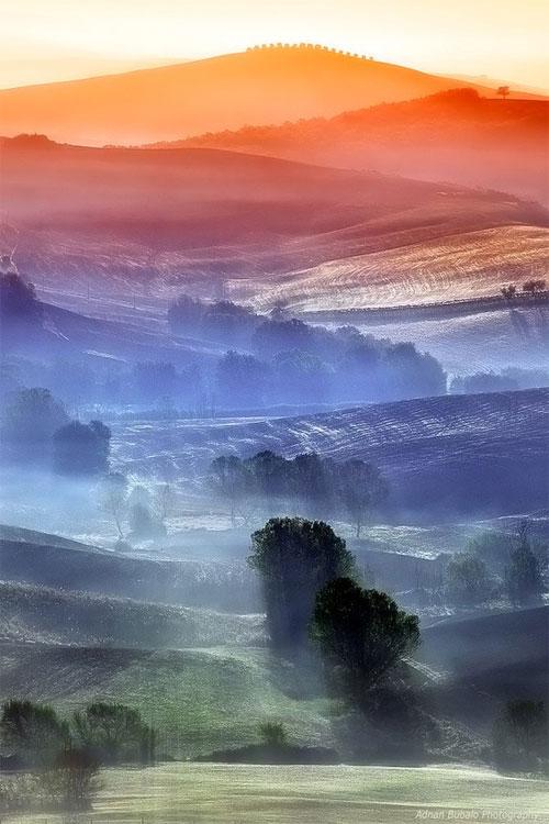 """Ngửa mặt ngắm những """"thiên đường trên cao"""" tuyệt đẹp"""