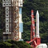 Nhật hoãn phóng tên lửa Epsilon trước giờ định 19 giây