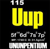 """Bảng tuần hoàn hóa học """"sắp có nguyên tố thứ 115"""""""