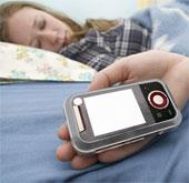 Bệnh nhắn tin lúc ngủ
