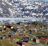 Đảo Greenland sẽ hoàn toàn biến đổi vào năm 2100