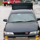 Mưa lớn tại Viễn Đông nhấn chìm 9.500 ngôi nhà