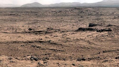 Sự sống ở trái đất bắt nguồn từ sao Hỏa