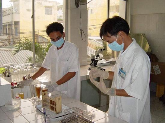 Phân lập tế bào gốc máu ở dạng tinh khiết
