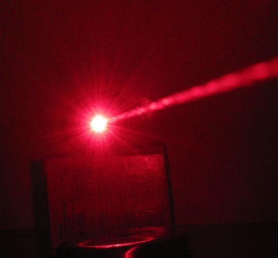 Làm mưa bằng tia laser