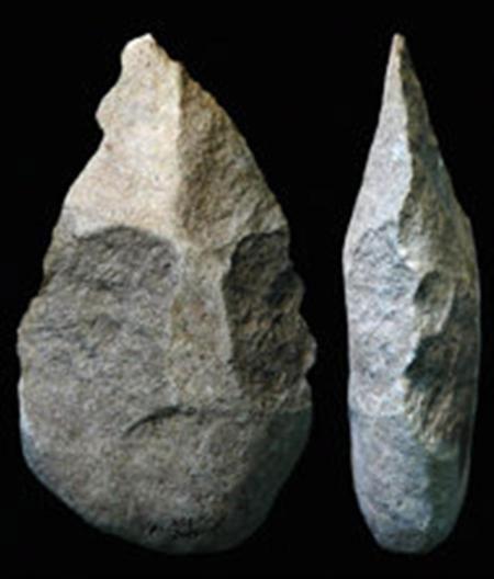 Người cổ đại sử dụng rìu đá cách đây 1,76 triệu năm