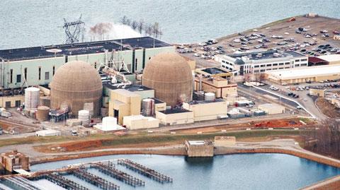 Bể chứa thải hạt nhân Mỹ xê dịch vì động đất