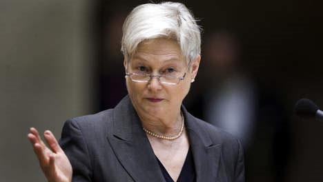 Bà Maria van der Hoeven. (Ảnh: parool.nl)