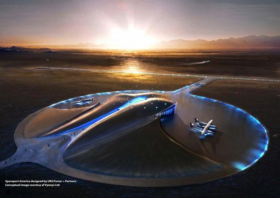 Cảng vũ trụ thương mại đầu tiên sắp hoàn thành