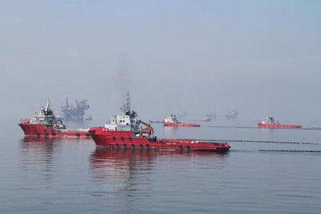 Trung Quốc đóng cửa giếng dầu lớn nhất vì rò rỉ