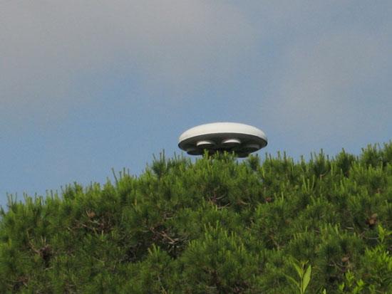 Ngày càng nhiều UFO tới Trái đất