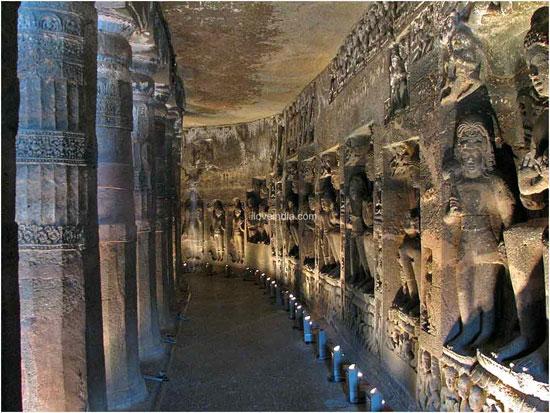 Các hang động Ajanta, Ấn độ