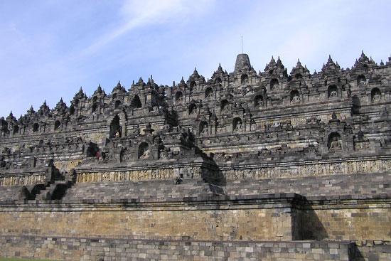 Chùa Borobudur, Indonesia