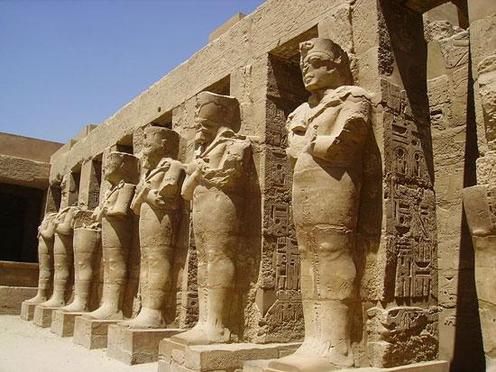 Quần thể đền Karnak, Ai Cập