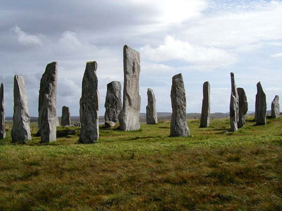 Bãi đá Callanish, Anh Quốc