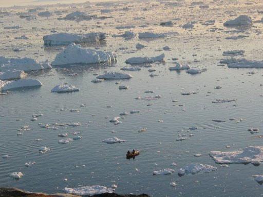Lượng băng Bắc Cực giảm kỷ lục