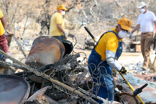 Máy tìm kiếm nạn nhân trong các vụ thảm họa