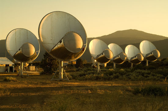 Hệ thống kính viễn vọng Allen.
