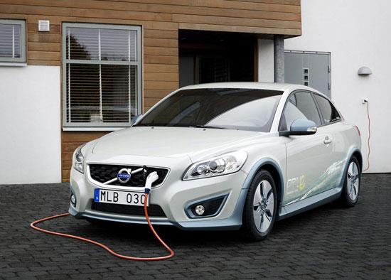 Giải pháp năng lượng cho ô tô điện