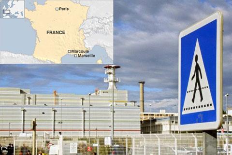 Nổ gây chết người ở nhà máy điện hạt nhân Pháp