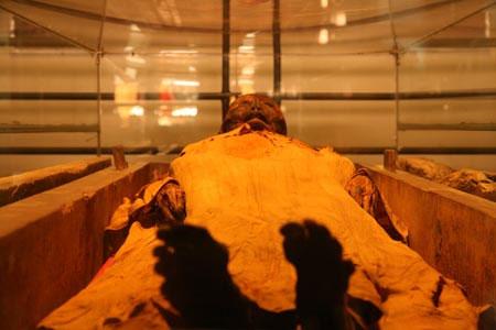 Bí ẩn xác ướp cổ tại Sài Gòn