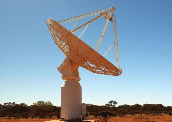 Xây dựng ăng-ten phát hiện sóng tần số thấp trong vũ trụ
