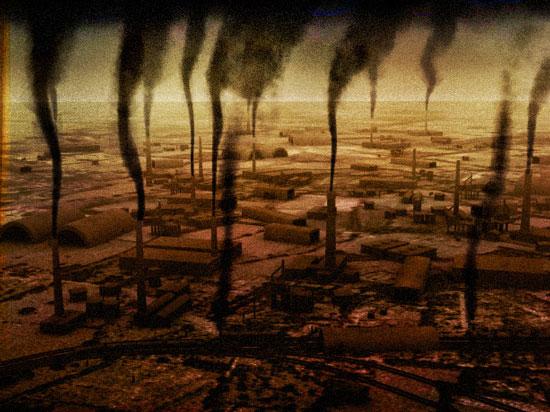 Ô nhiễm chì do phát triển năng lượng mặt trời