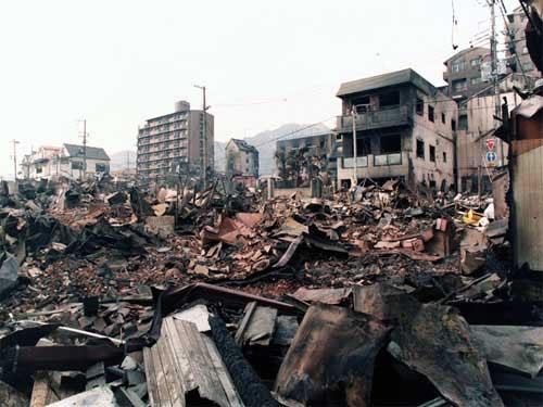 Động đất mạnh rung chuyển Nhật Bản