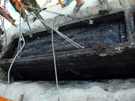 Phát hiện xác ướp hơn 200 năm tuổi ở Đồng Nai