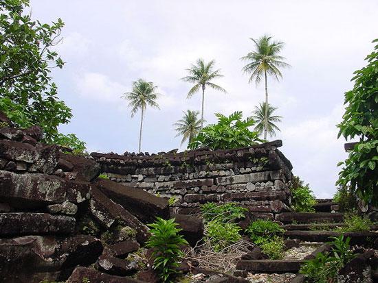 Bí ẩn của thành phố xây từ đá của người khổng lồ