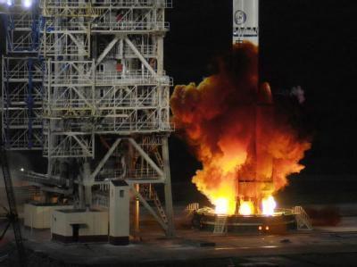 Trung Quốc phóng thành công vệ tinh liên lạc mới