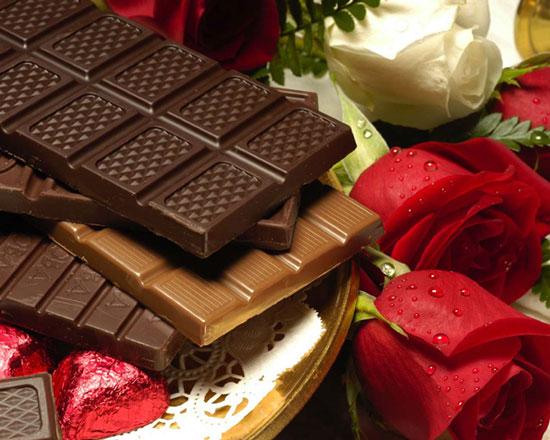 Ăn chocolate tác dụng như tập thể dục