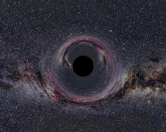 Hố đen có bao giờ tiêu tan?