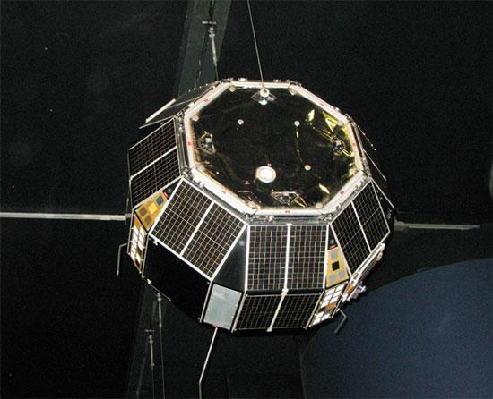 Nối lại liên lạc với vệ tinh già nua